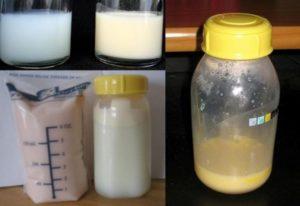 Может ли при температуре перегореть молоко грудное молоко
