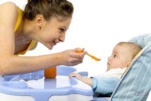 Ребенок перестал есть прикорм