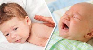Как справиться с икотой у новорожденного