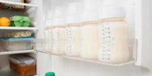 Как правильно разморозить грудное молоко в пакетах авент