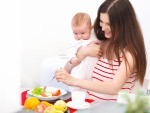 Почему худеют во время грудного вскармливания