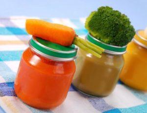 Что делать если грудничок не ест овощное пюре