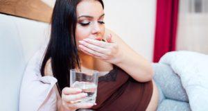 При беременности горечь во рту