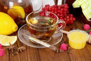 Чай с малиной при грудном вскармливании при простуде