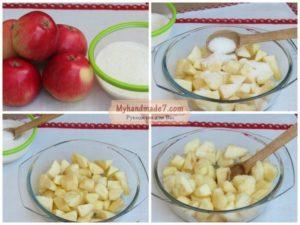 Яблоко на пару для грудничка
