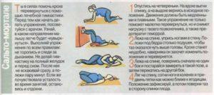 Упражнения для переворота плода при поперечном предлежании