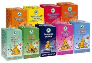 Во сколько ребенку можно давать чай