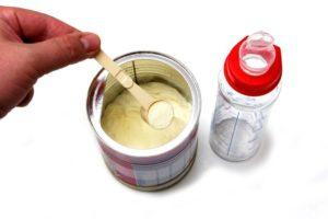 Как готовить смесь для новорожденных