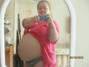 37 неделя беременности маленький живот