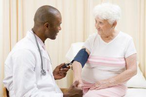 Лечение гипертонии при климаксе