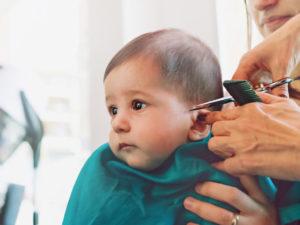 Стричь ребенка в год обязательно