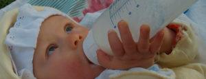 Как понять что малыш не наедается грудным молоком