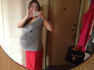 36 полных недель беременности