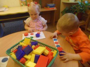 Сенсорное развитие в раннем возрасте
