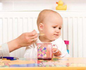 Ребенку 1 год плохо ест
