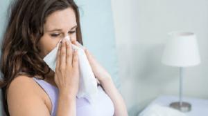 Зеленые сопли во время беременности чем лечить