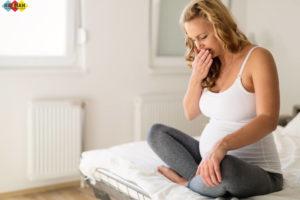 Горечь во рту при беременности причины
