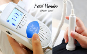 Прибор для измерения сердцебиения плода в домашних условиях