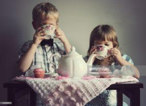 Можно ли детям пить чай