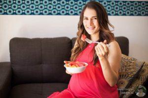 Питание для беременных чтобы не поправиться