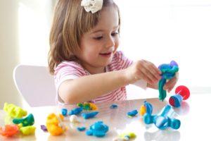 Что развивает лепка у детей