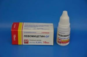Капли левомицетин при беременности