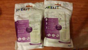 Как пользоваться пакетами для заморозки грудного молока авент