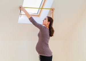 Почему нельзя поднимать руки выше головы при беременности