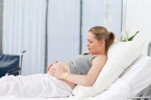 Заболела на 37 неделе беременности
