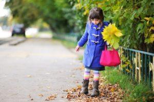 Как одеть девочку 2 года осенью
