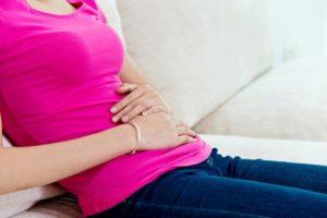 Пременопауза боль внизу живота