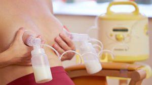 Как часто надо сцеживать грудное молоко молокоотсосом