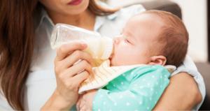 Можно ли кормящей маме пить детскую молочную смесь