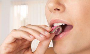 Жевательная резинка при беременности