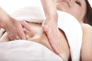 Через сколько после родов можно делать массаж спины