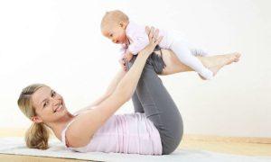 Когда можно делать массаж после родов кормящей маме