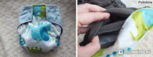 Многоразовые подгузники как пользоваться вкладыши