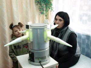 Кварцевание носа при беременности