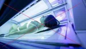 Можно ли загорать в солярии при грудном вскармливании
