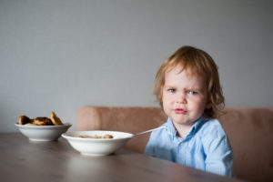 Ребенок очень плохо ест 3 года