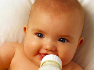 Ребенок пищит в 4 месяца