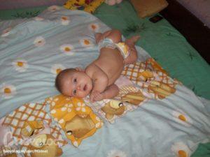 Ребенок выгибает спину 6 месяцев