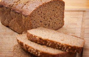 Белый хлеб при гв