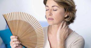 Что делать если бросает в жар при климаксе