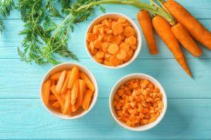 Можно ли кормящей маме морковь в первый месяц