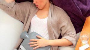 Длительные менструации при климаксе