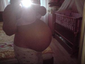 Болит желудок 38 неделя беременности