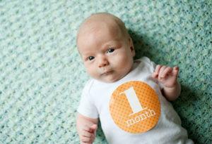 Первые три месяца жизни новорожденного