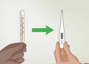 Как правильно пользоваться ртутным градусником