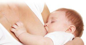 Можно ли кормить грудью если температура у мамы